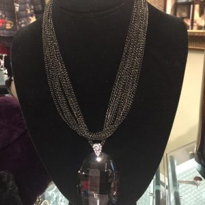 Les Nana Silver Necklace