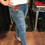 Tricotto Rose Jeans