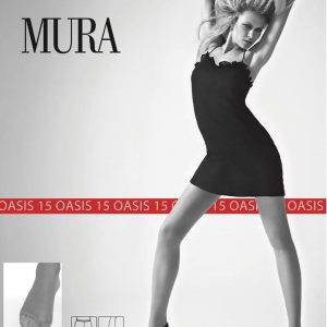 Mura Toeless Lycra Tights
