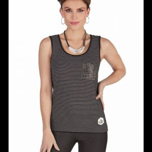 Tricotto Stripped T-shirt