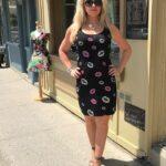 Tricotto Lipstick Dress