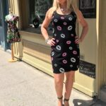 Tricotto Lipstick Dress