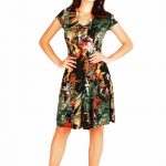 Jane & John Tropical Dress