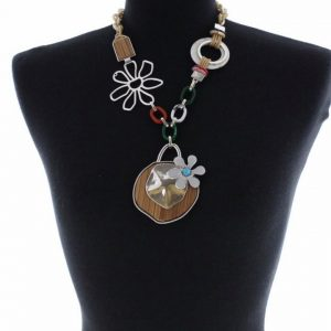 60's Flare Necklace