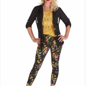 Floral Summer Pants