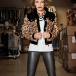 Short Leopard Jacket