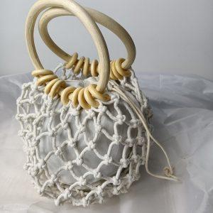 Bobbi Crochet Wrist Bag