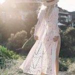 Lacy Kimono