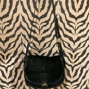 Lulu Black Handbag