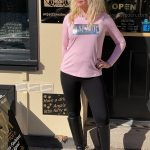 Amour Pink Long Sleeve