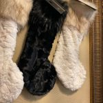 Luxury Fur-inspired Stocking