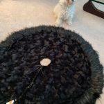 Luxury Fur-inspired Tree Skirt